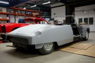 Citroën DS Convertible body restoration
