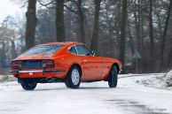 Datsun 240 Z rally preparation