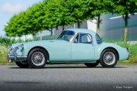 MG MGA 1500 coupe, 1958