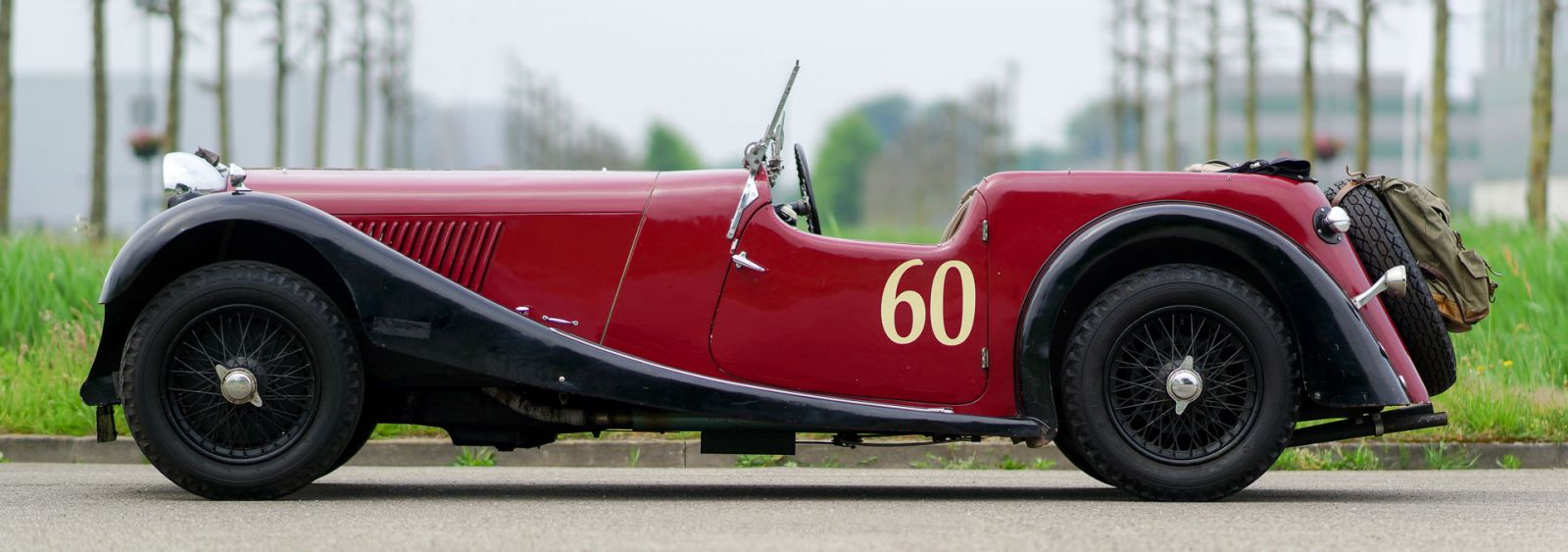 Herbert Engineering Nelson V8 special, 1931