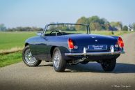 MG MGB Roadster, 1971